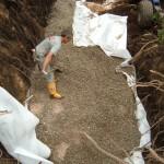 Bonifica integrale e raddoppio della portata di acqua sotterranea in sorgente privata del Malcantone