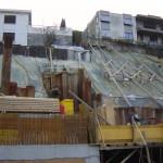 Valutazione di cedimenti su edifici nell'ambito di un cantiere con documentazione fotografica per il Committente