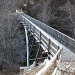 La parte geologica per la costruzione del ponte è stata curata dalla CGA Sagl, Foto Hikr.org